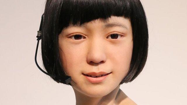 Robot-humanoide Kodomoroid