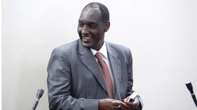 Kayumba Nyamwasa yarokotse ibitero mu mwaka wa 2010