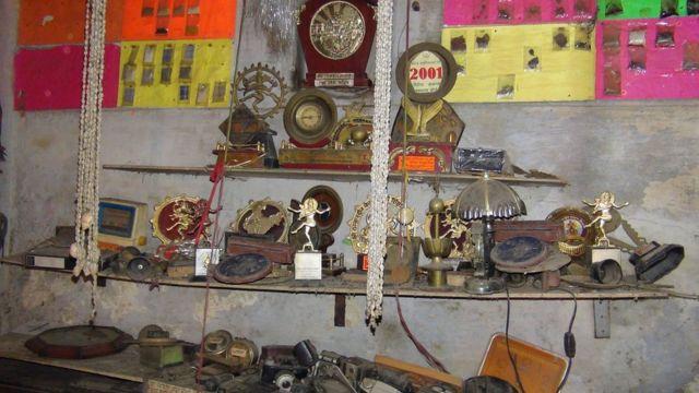 राजेंद्र तिवारी उर्फ़ दुकान जी का संग्राहलय