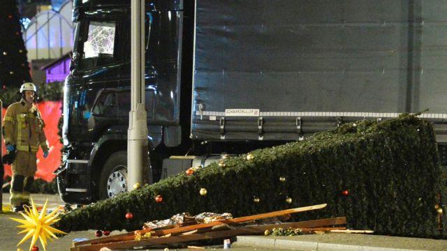 ट्रक, बर्लिन