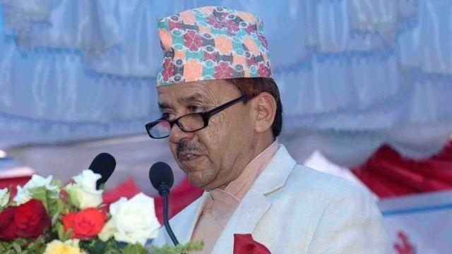 लोक सेवा आयोगका पूर्वअध्यक्ष उमेशप्रसाद मैनाली