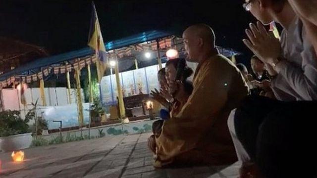 Sư Toàn được yêu cầu kiểm điểm toàn bộ quá trình tu tập, sinh hoạt tại chùa Nga Hoàng.