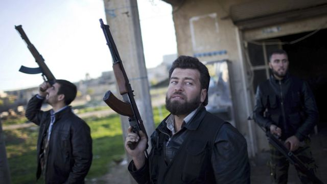Syria conflict: Who are the groups fighting Assad?