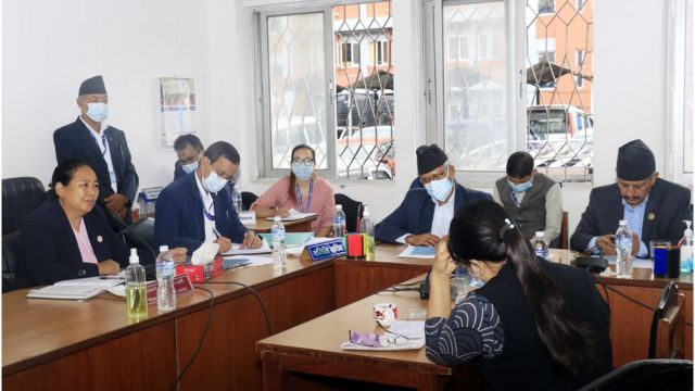शिक्षा समिति बैठक