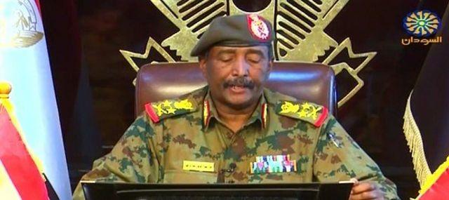 Korgeneral Abdul Fattah Abdulrahman Burhan