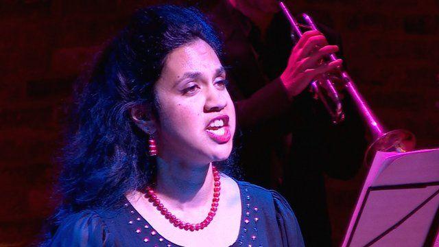 Performer at Tara Theatre