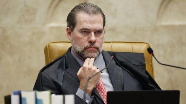 Ministro do STF Dias Toffoli