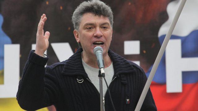 Ông Boris Nemtsov