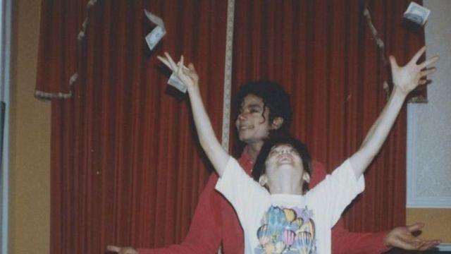 Michael Jackson ve James Safechuck