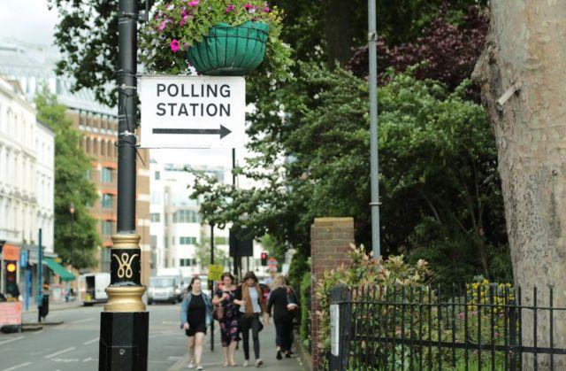 Oy kullanma yeri işareti