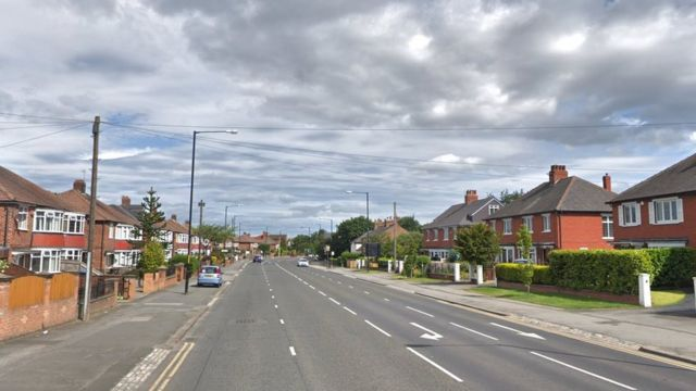 Woman found on fire in Middlesbrough dies in hospital