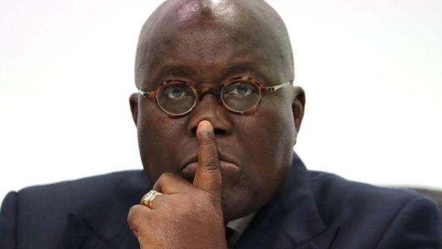Ghana President, Nana Akufo-Addo