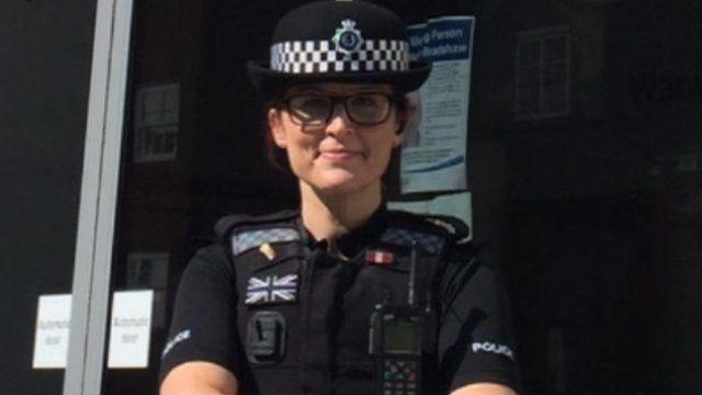 Police Constable Sara Skinner