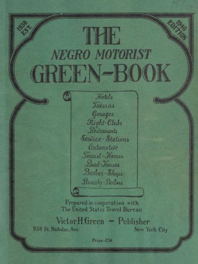 Portada del Libro Verde