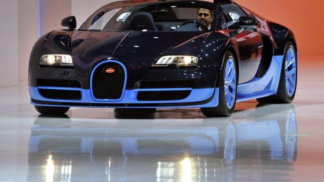 Arnold Schwarzenegger Bugatti Nigerian Don Buy Am For 2 5m Bbc News Pidgin