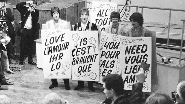 битлз в 1967
