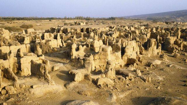 Китайский город Цзяохэ стоял на Великом шелковом пути