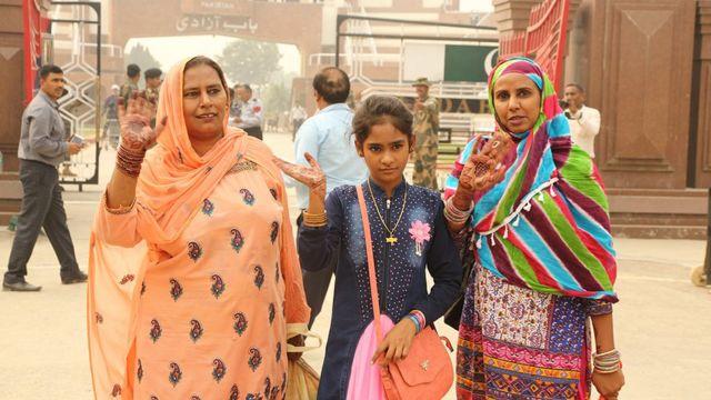 پاکستان، واہگہ