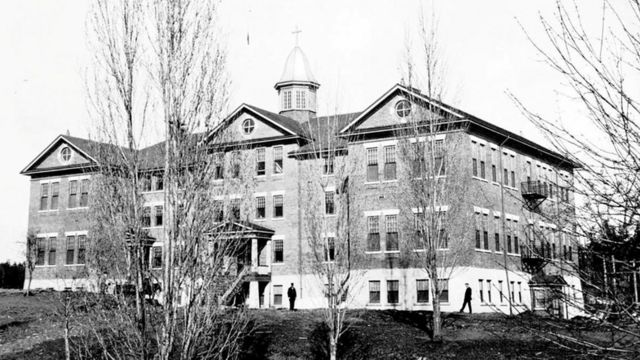 Scuola industriale di Copper Island