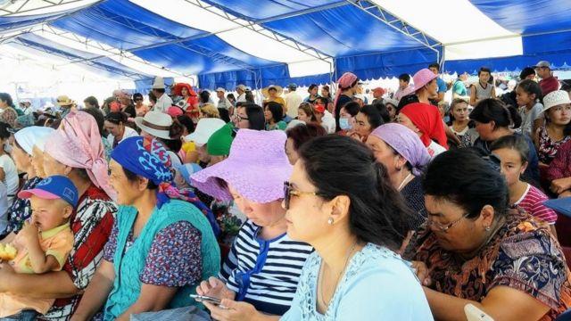 Фестиваль оюн-зоок, мастер-класс, концерттик программа менен коштолду.