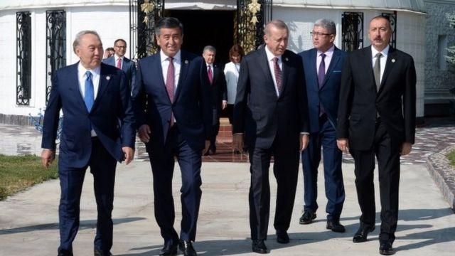 Түрк тилдүү мамлекеттердин кызматташтык уюмунун VI саммити