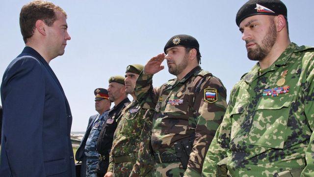 Кадыров, Чечня