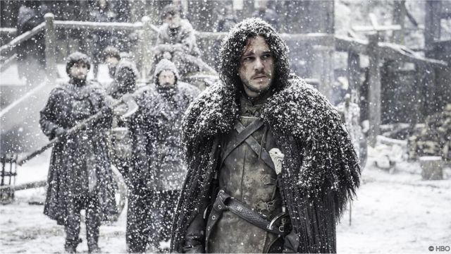 "Jon Snow, personagem de ""Game of Thrones"""