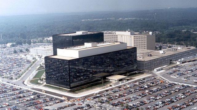 sede central de la NSA