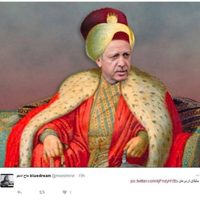 #استفتاء_تركيا