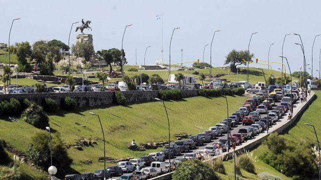 Carros en Argentina