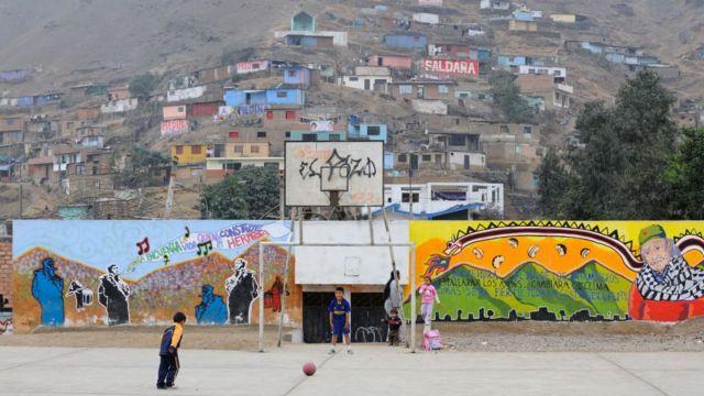 Barrio de Lima
