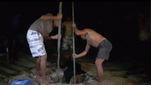 پناهجو در مانوس