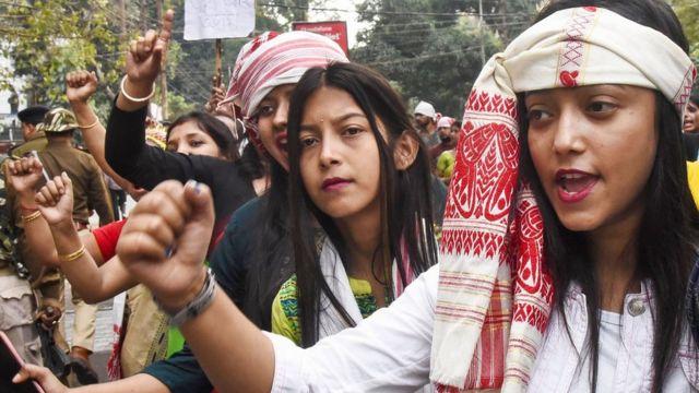 नागरिकता संशोधन क़ानून, असम