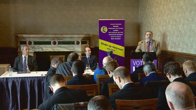 UKIP a' cur a' mhanifesto aca air bhog