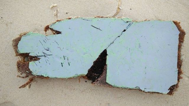 Piece of possible MH370 debris found in Madagascar in June 2016