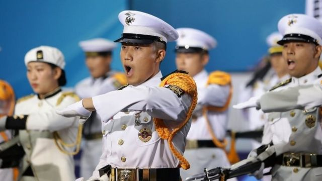 दक्षिण कोरियाई सेना