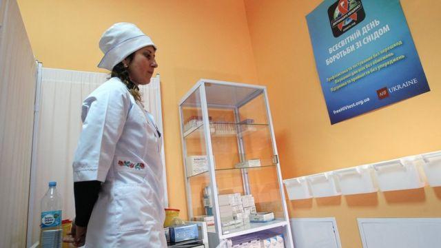 Перший пункт інтегрованої допомоги для лікування від наркозалежності, ВІЛ і туберкульозу в Києві