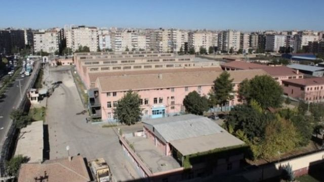 Diyarbakır Cezaevi e tipi