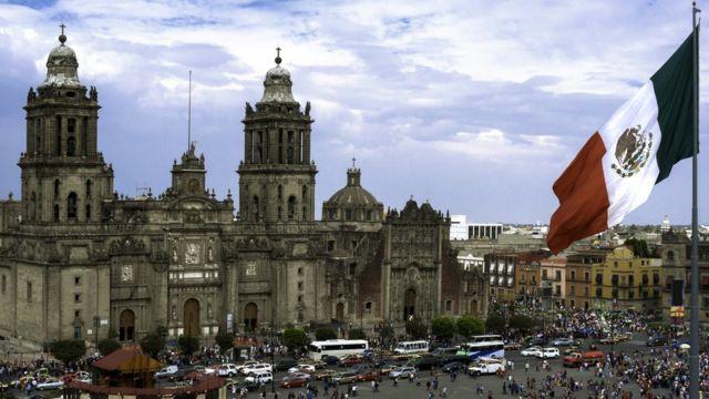 México DF