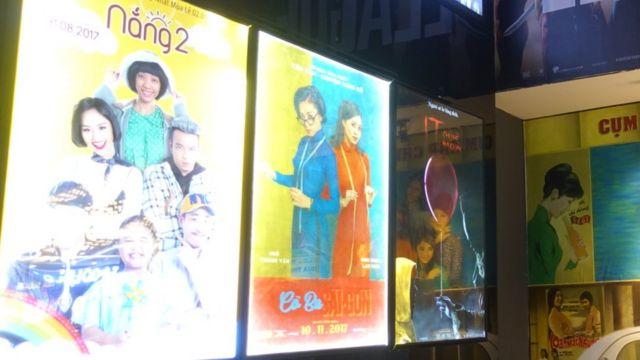 Ngày càng nhiều phim Việt Nam ra rạp chiếu