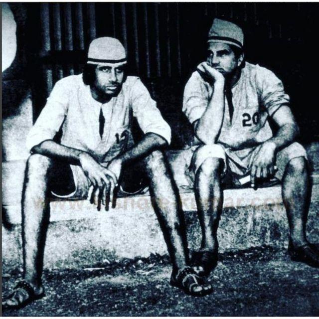 अमिताभ बच्चन धर्मेंद्र के साथ