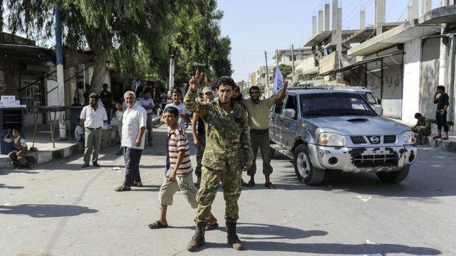 قوات الجيش السوري الحر
