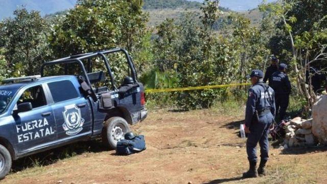 العثور على رؤوس مقطوعة و32 جثة في مقابر جماعية جنوبي المكسيك