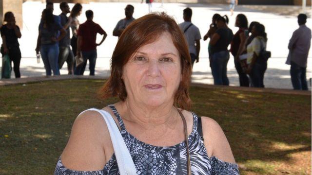 Neli Aparecida Rodrigues Almeida, de 58 anos