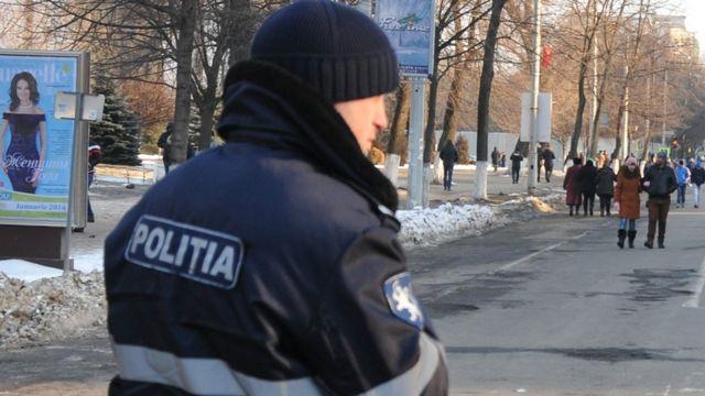 Moldova polisi arşiv