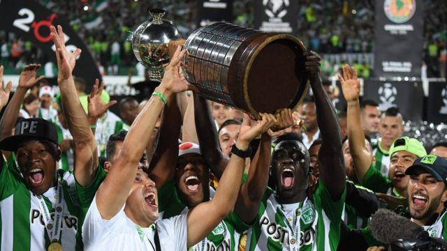 Atlético Nacional campeón