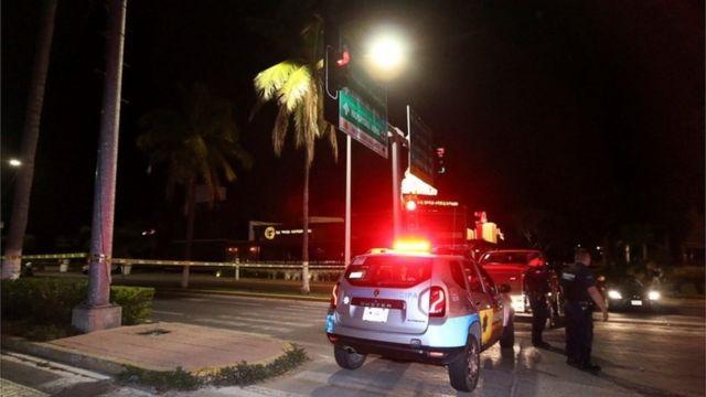 Patrols in Puerto Vallarta