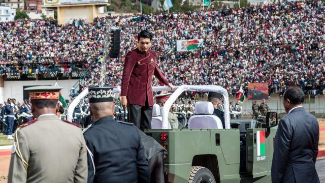 Madagascar stadium crush kills 15 during national celebrations