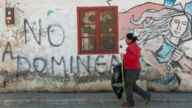 Fuerte rechazo al proyecto dominga en Chile