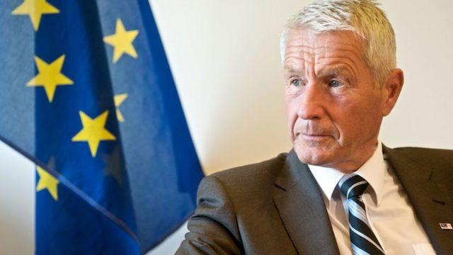 Avropa Şurasının Baş katibi Thorbjørn Jagland